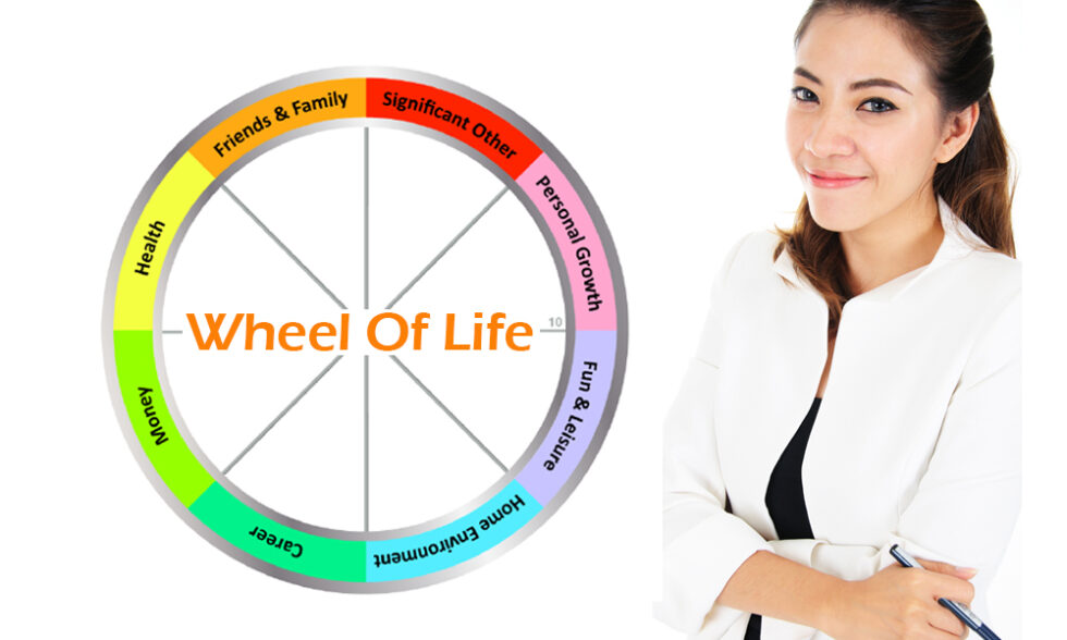 Wheel of Life Worksheet
