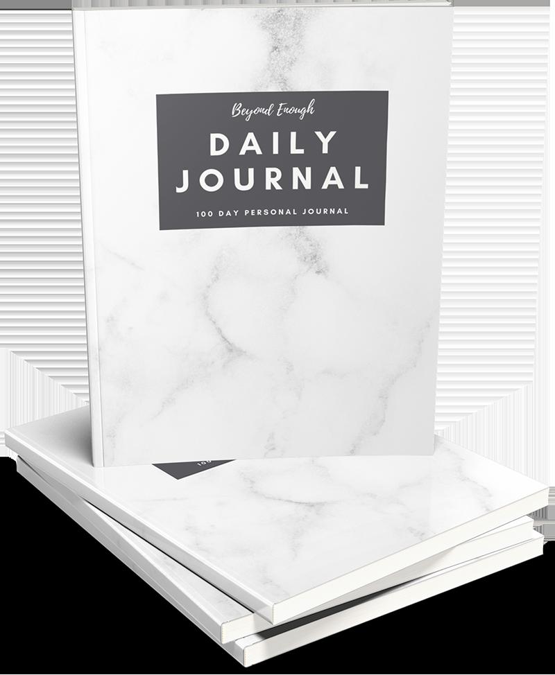 Beyond Enough Daily Journal