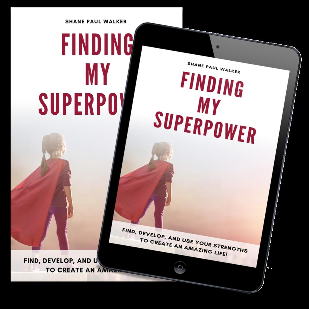 finding my superpower