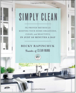 Simply Clean Book