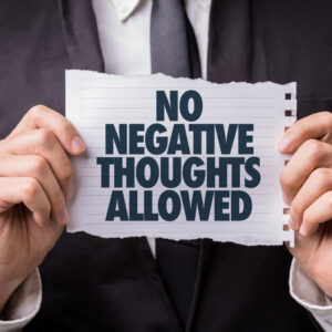 Overcome Insecurity by Squashing Negative Thoughts