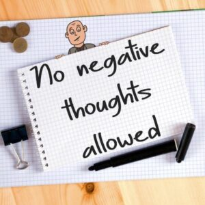 Squash Negative Thoughts For Self Acceptance
