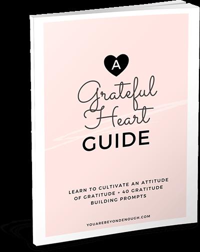 A Grateful Heart Guide