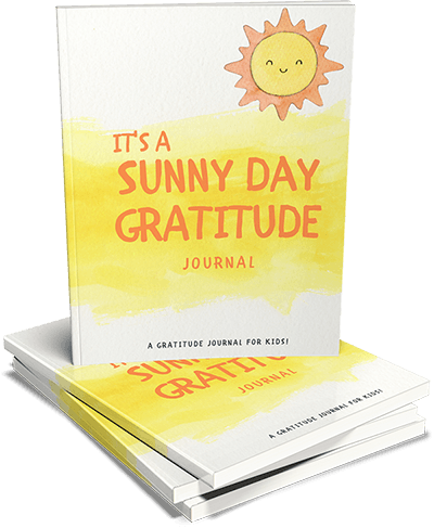 Its a Sunny Day Gratitude Journal