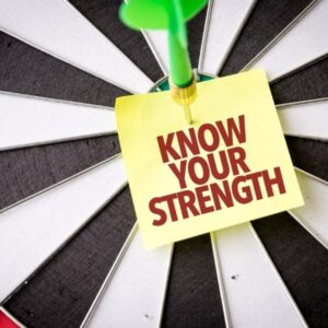 Know Your Strengths To Stop Feeling Like A Failure