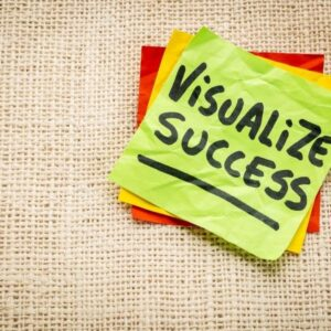Stop Feeling Like a Failure by Visualizing Success