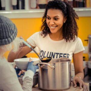 Volunteer to Spread Cheer