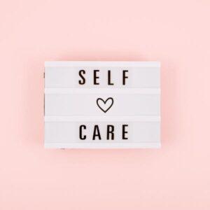 Self-Care Quiz Start