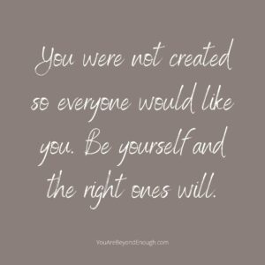Self Love Quotes - Be Yourself
