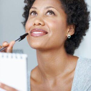 Stop Negative Self Talk by Keeping a List