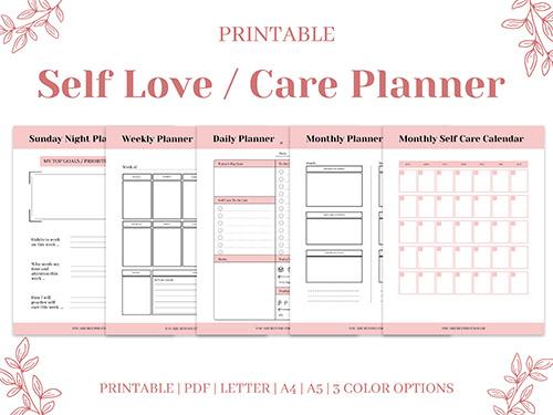 Self Love Workbook Insert 03