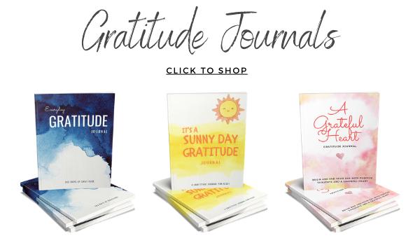 Shop Gratitude Journals