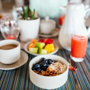 Eat a Healthy Breakfast - How To Spend a Mental Health Day