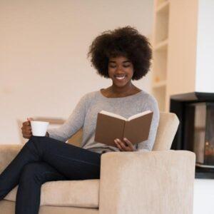 Read a Book - Mental Health Day Ideas